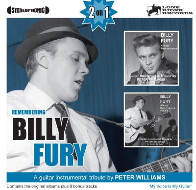 Remembering Billy Fury CD
