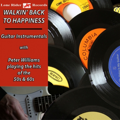 Walkin' Back To Happiness CD